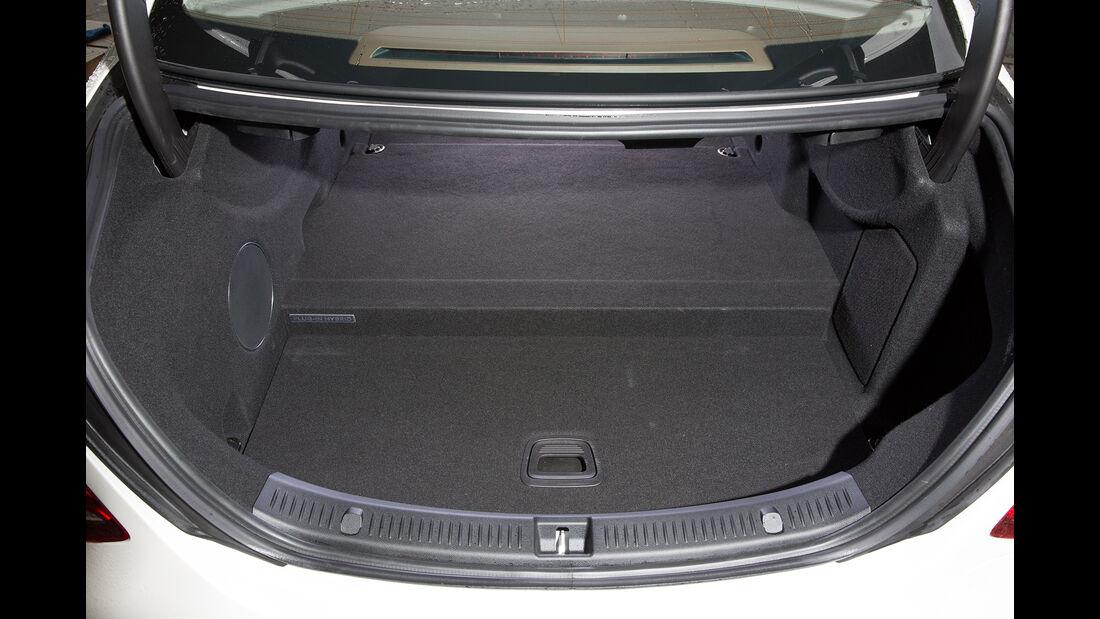 Mercedes Hybrid Flotte, Silvretta E-Auto Rallye, AMS1316