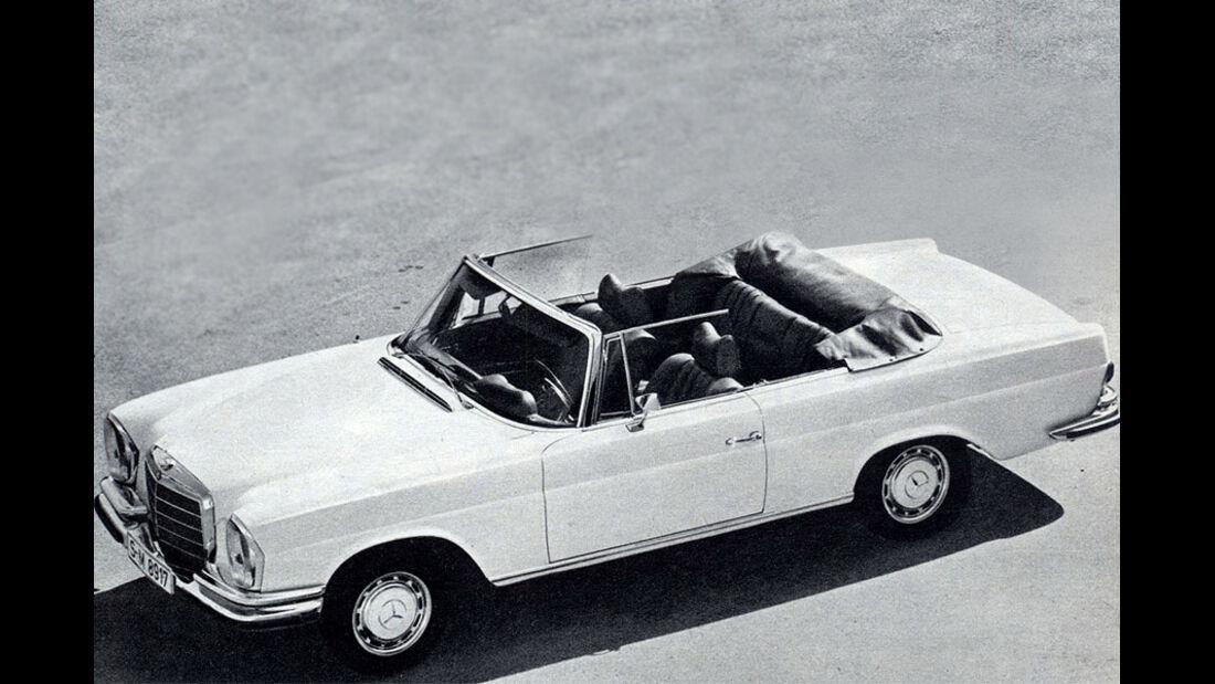 Mercedes, IAA 1969