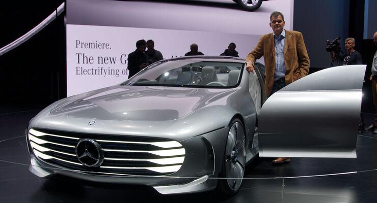 Mercedes IAA Teaser