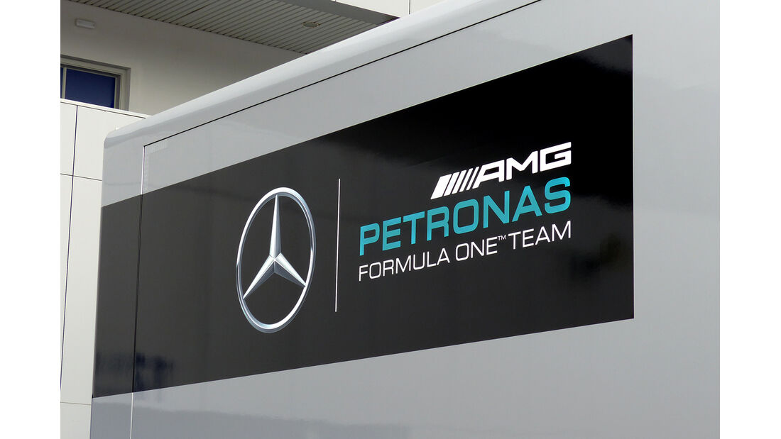 Mercedes - Impressionen - Jerez - Formel 1-Test - 30. Januar 2015