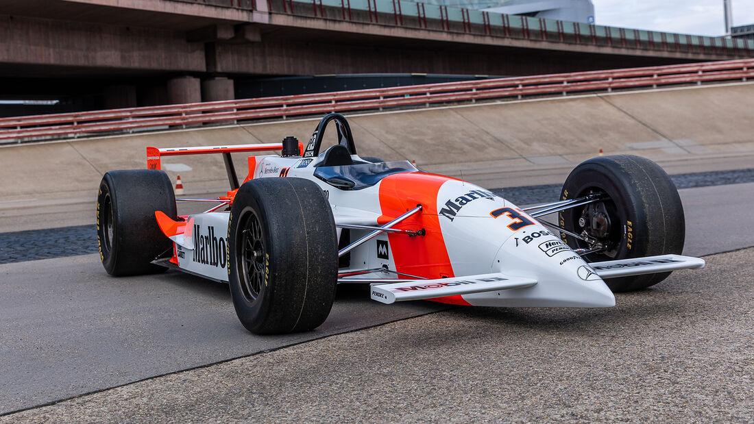Mercedes IndyCar - Historie - 2021