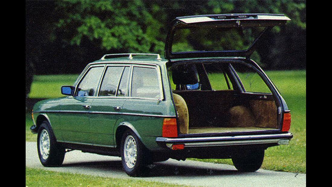 Mercedes, Kombi, IAA 1977