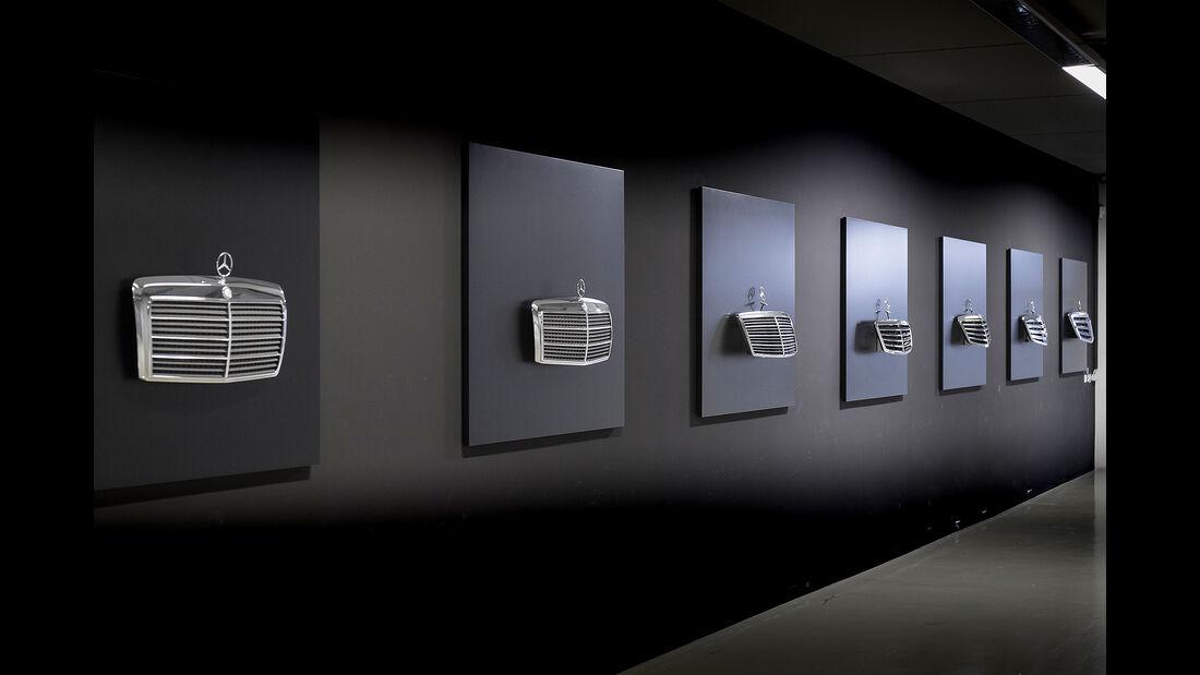 Mercedes Kühlergrills