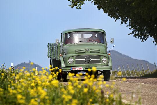 Mercedes Kurzhauber L 1113, Exterieur