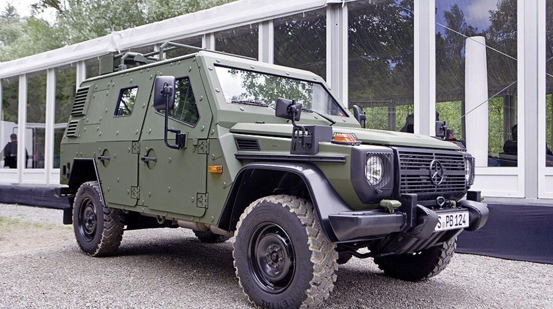 Mercedes LAPV