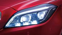 Mercedes, Licht