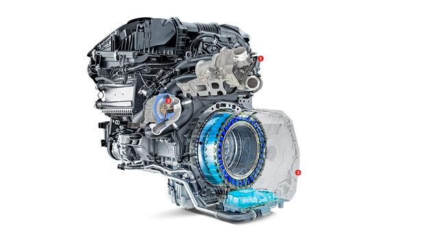 Mercedes M 254