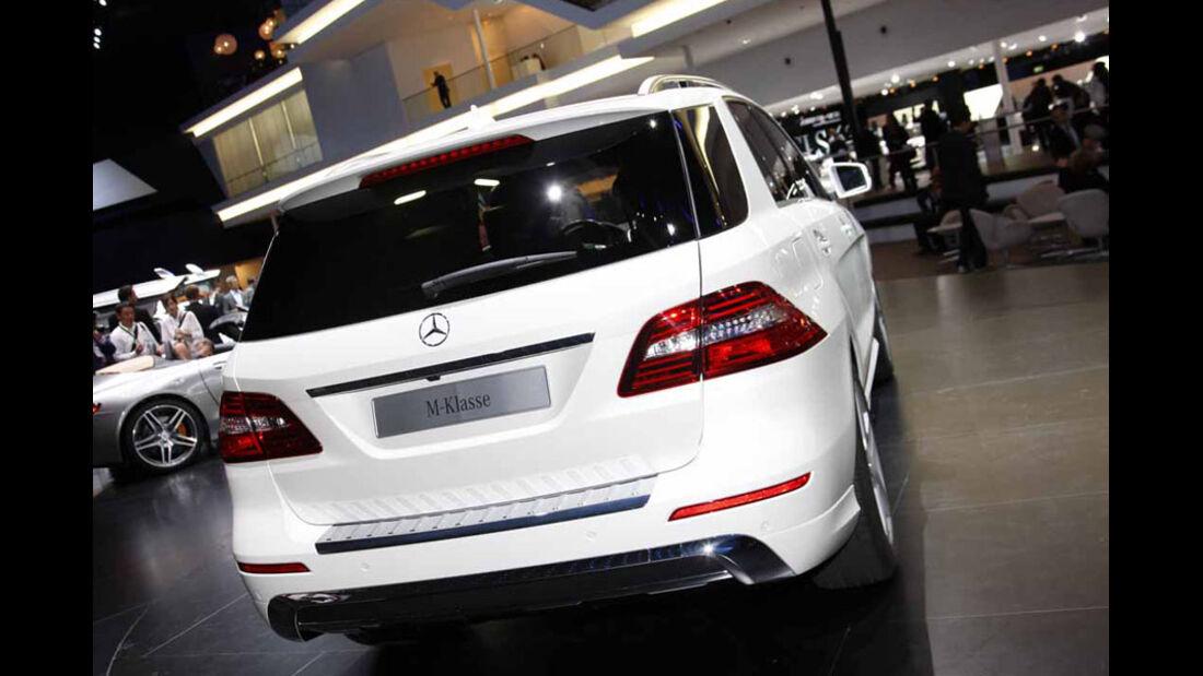 Mercedes M-Klasse IAA