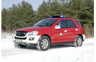 Mercedes M-Klasse Kommandowagen