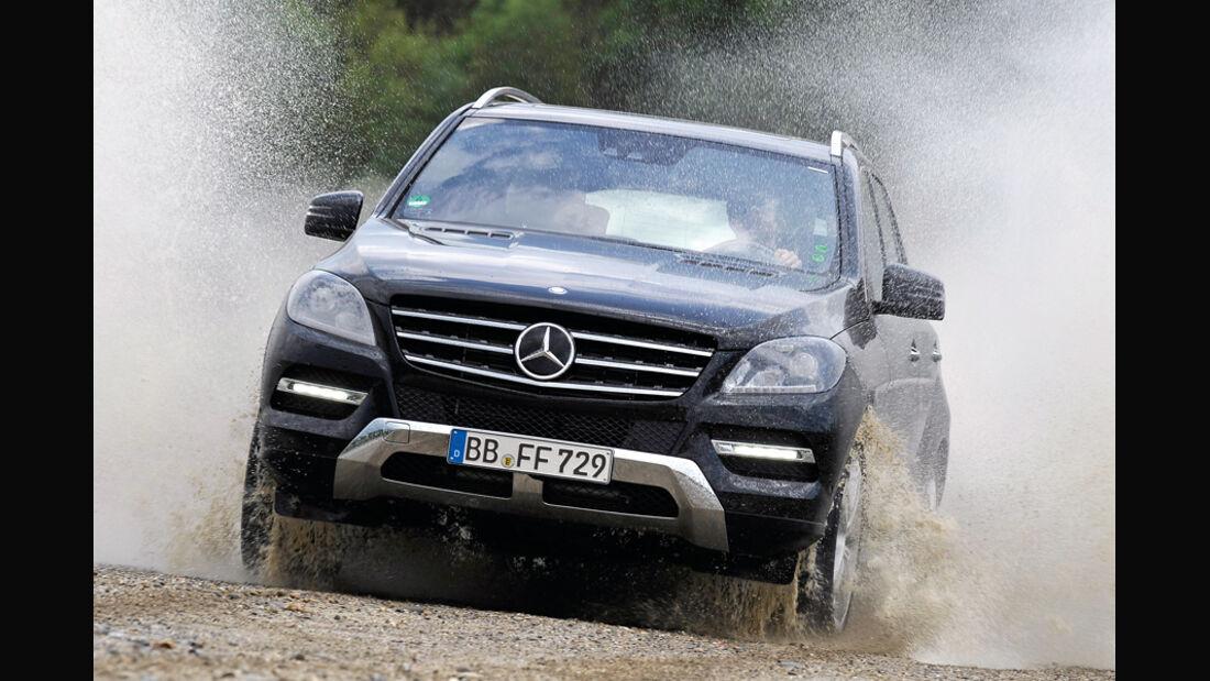 Mercedes M-Klasse