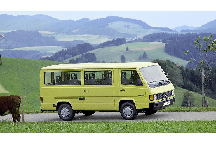 Mercedes-Benz-MB-100-D-Ein-Transporter-nicht-nur-f-r-H-hnchen-Griller