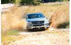 Mercedes ML 250 Bluetec 4-matic, Gelände