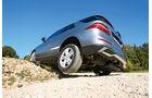 Mercedes ML 250 Bluetec 4-matic, Rad, Detail, Heck