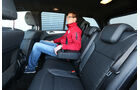 Mercedes ML 250 Bluetec 4Matic, Fondsitz, Beinfreiheit
