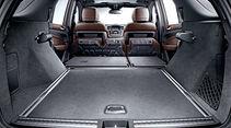 Mercedes ML 250 Bluetec, Kofferraum