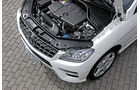 Mercedes ML 250 Bluetec, Motor