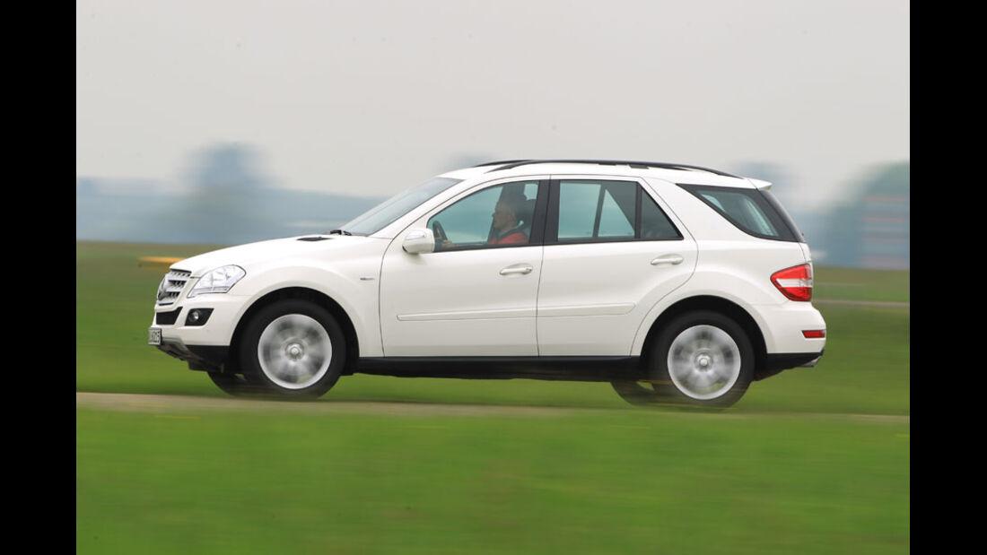 Mercedes ML 350 Bluetec