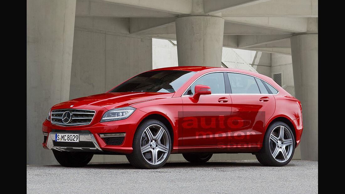 Mercedes ML Coupé