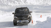 Mercedes ML, Frontansicht
