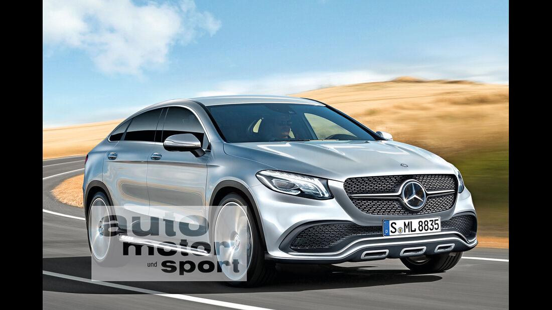 Mercedes MLC 63 AMG