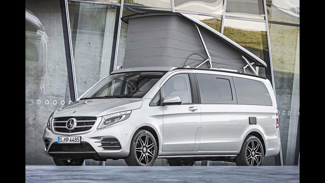 Mercedes Marco Polo, Caravan Salon 2016