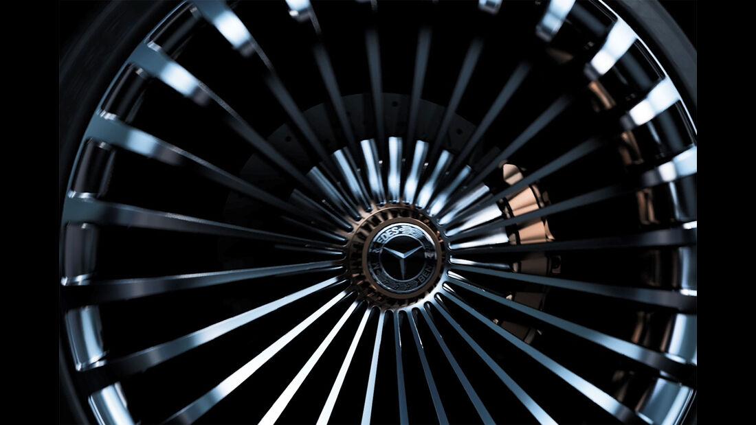 Mercedes-Maybach 6 Cabrio