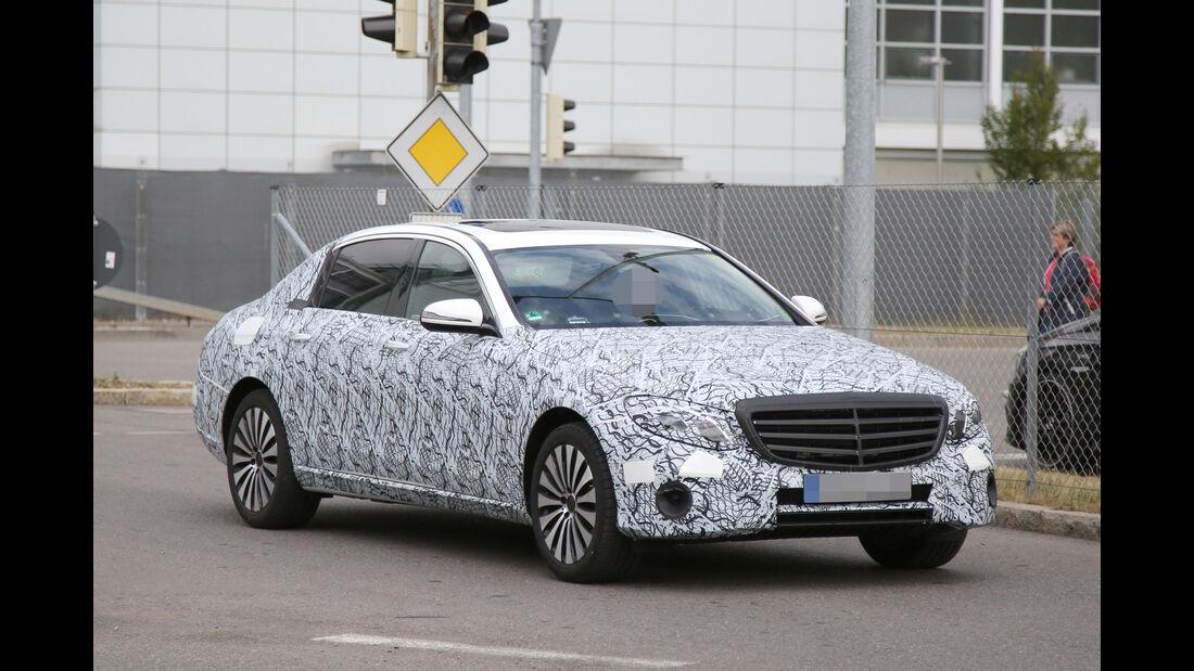 Mercedes-Maybach E-Klasse Erlkönig, Front