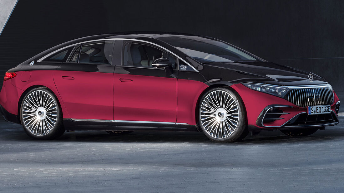 Mercedes-Maybach EQS