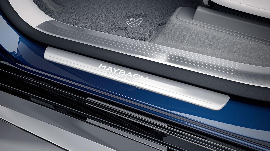 Mercedes-Maybach Edition 100
