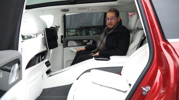 Mercedes-Maybach GLS 600 Fahrbericht