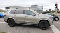 Mercedes Maybach GLS Erlkönig