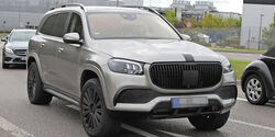 Mercedes Maybach GLS Erlkönig