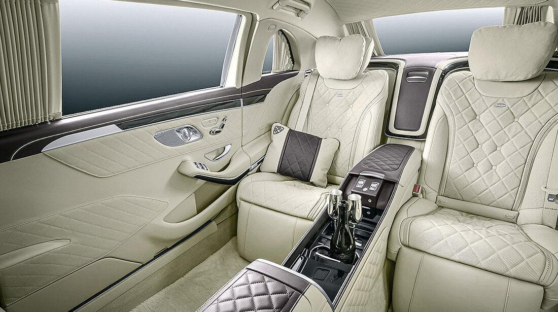Mercedes-Maybach Pullman Sperrfrist 18.2. 10.00 Uhr