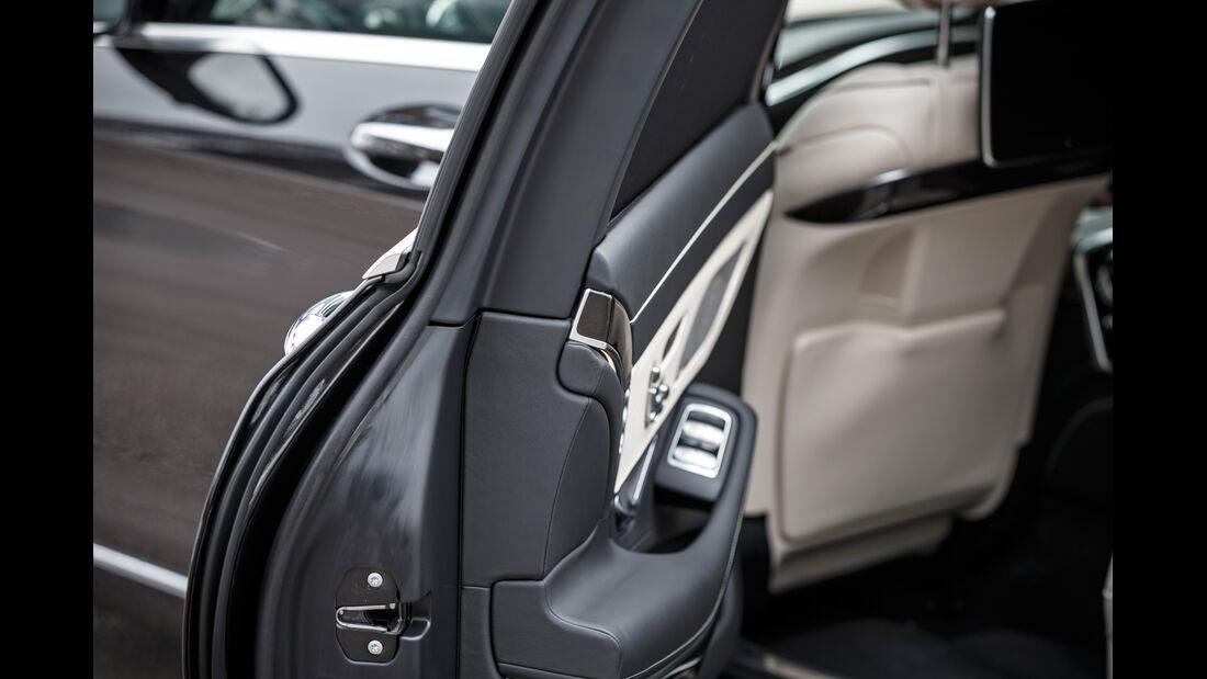 Mercedes-Maybach S 600 Guard