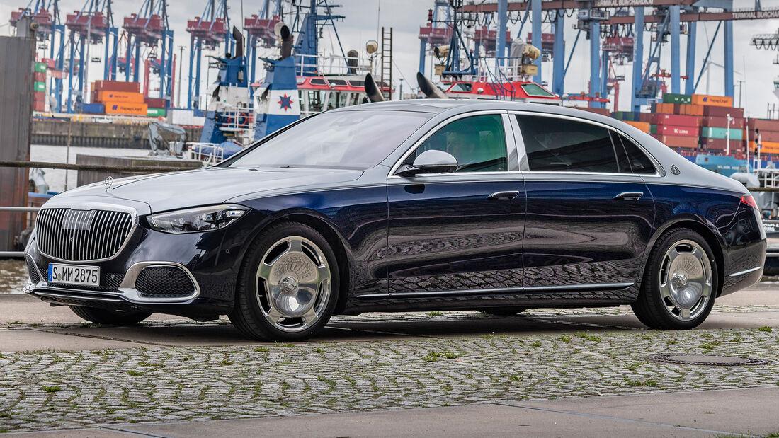 Mercedes-Maybach S-Klasse 2021