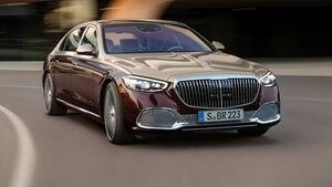 Mercedes-Maybach S-Klasse 2021