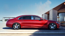 Mercedes Maybach S-Klasse China