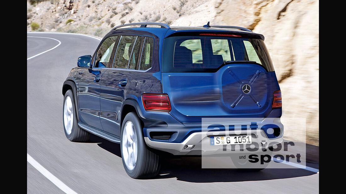Mercedes Mini G