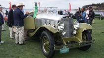 Mercedes Model K Fleetwood Roadster 1927