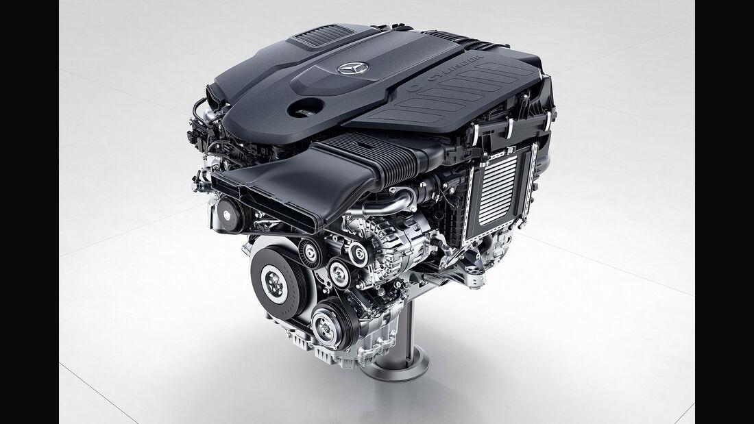 Mercedes Motoren Zukunft Sechsylinder M256