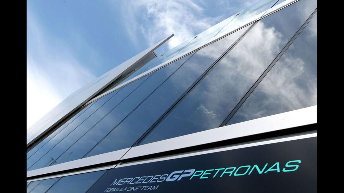 Mercedes-Motorhome