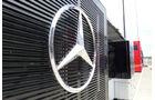 Mercedes - Motorhomes - GP England 2014