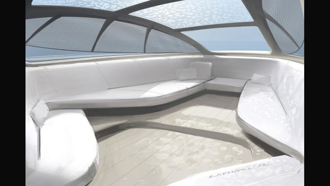Mercedes Motoryacht