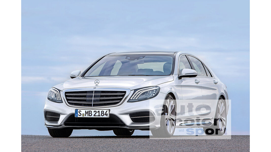 Mercedes, Neuheiten