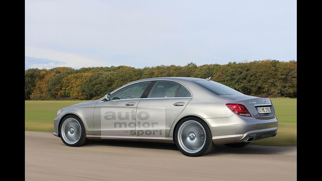 Mercedes-Neuheiten, C-Klasse