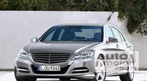 Mercedes Neuheiten, S-Klasse