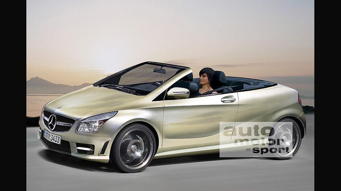 Mercedes Neuheiten