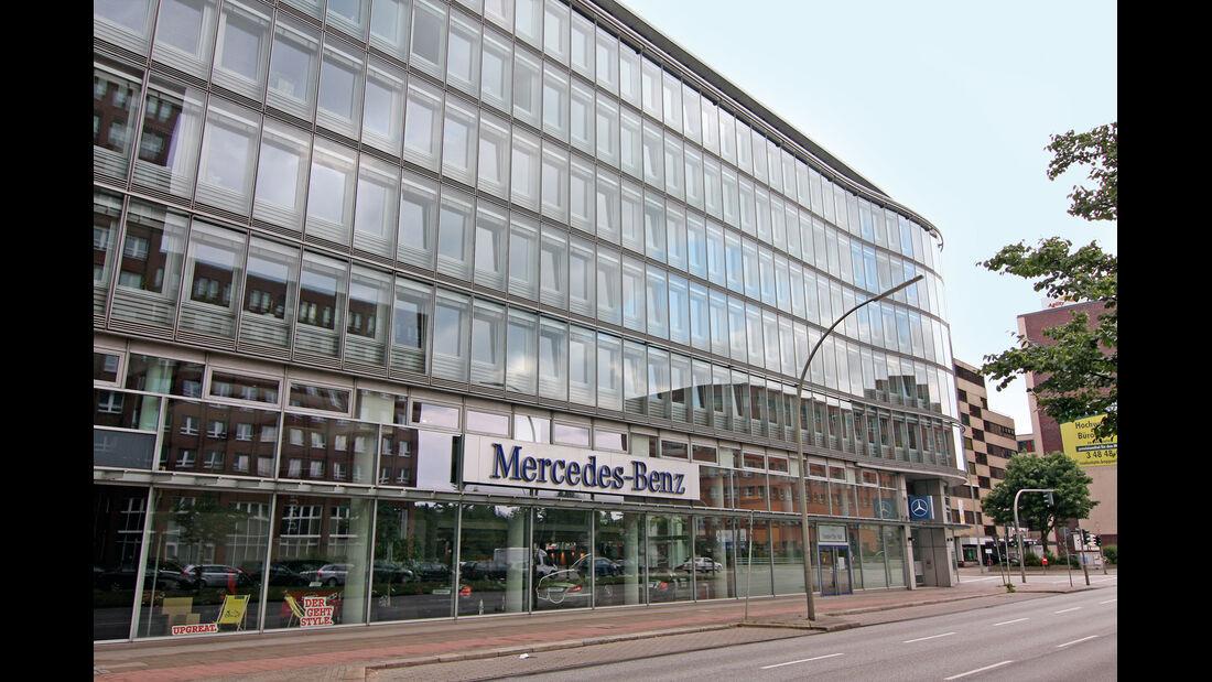 Mercedes-Niederlassung Hamburg