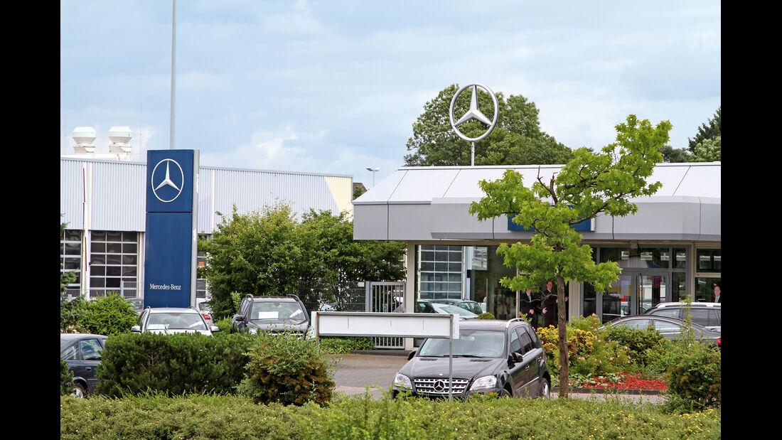 Mercedes-Niederlassung Köln/Leverkusen