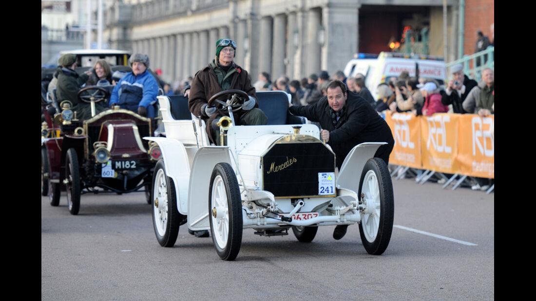 Mercedes, Oldtimer